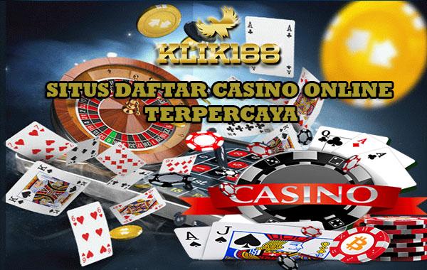 Cara Daftar Casino Online Klik188 Klik188 Daftar Sbobet Agen Judi Bola Terpercaya